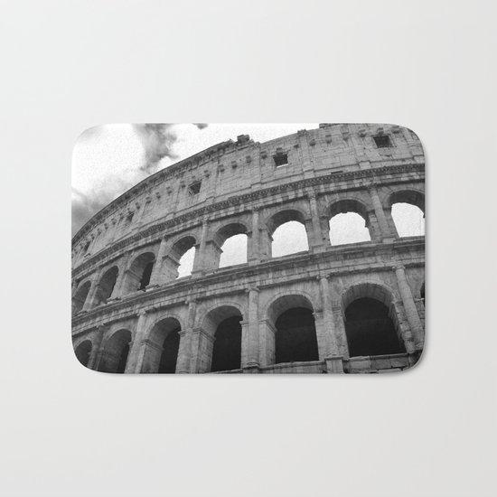 The Colosseum, Rome, Italy. Bath Mat