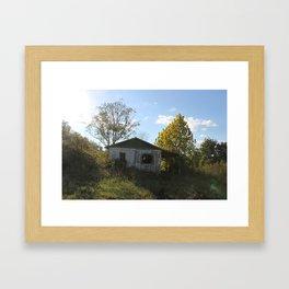 Southern VA Framed Art Print