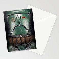 Bounty Hunter. Stationery Cards