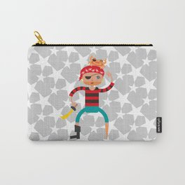 Ahoy pirate! Carry-All Pouch