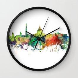 Washington, DC Skyline SP Wall Clock