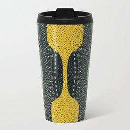 Tribal Minty Travel Mug