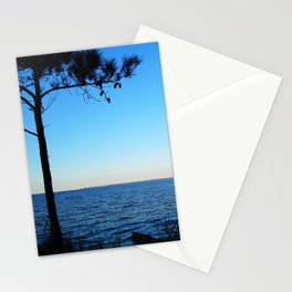 Sunset at Elizabeth Gardens, NC Stationery Cards