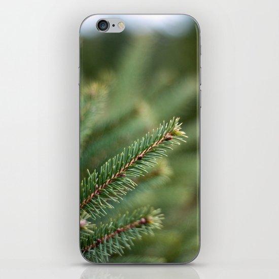 Needles II iPhone & iPod Skin