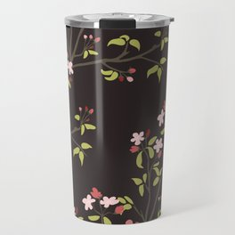 The cherry tree Travel Mug