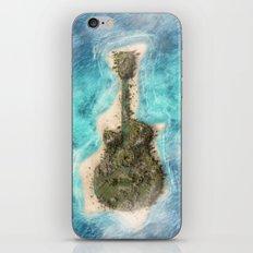 Guitar Island iPhone & iPod Skin