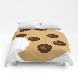 Yummy Chocolate Chip Cookie Comforters