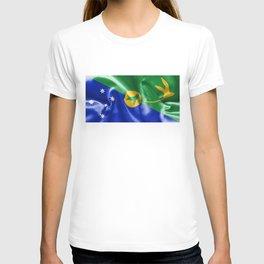 Christmas Island Flag T-shirt