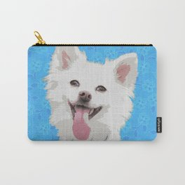 Happy Dog Carry-All Pouch