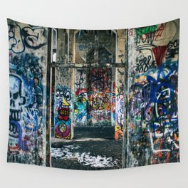 Send Nudes Wall Tapestry