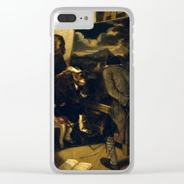 Alexandre-Gabriel Decamps The Experts Clear iPhone Case