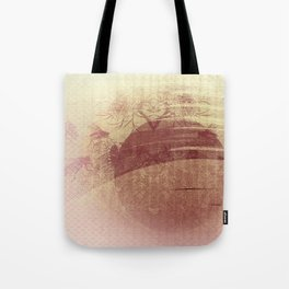 No Sunset In The Sun Tote Bag