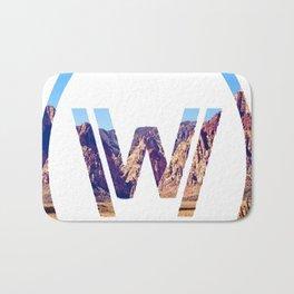 Westworld Bath Mat