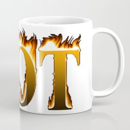 Flaming Hot Items for Your Hot Partner Coffee Mug