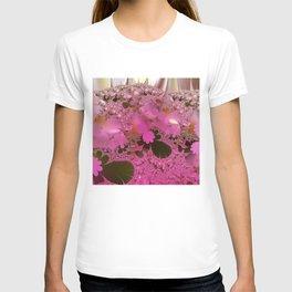 Walking across a dream meadow T-shirt
