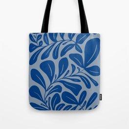 Tropic Classic Blue Tote Bag