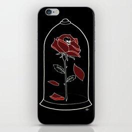 WILTING ROSE INVERT  iPhone Skin
