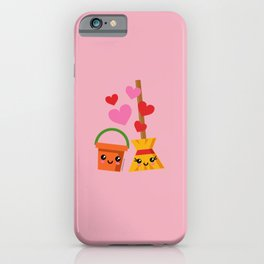 A Long Lasting Love iPhone Case