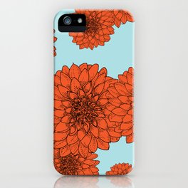 Flower Two iPhone Case