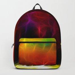 Colorful Forest Digital Backpack