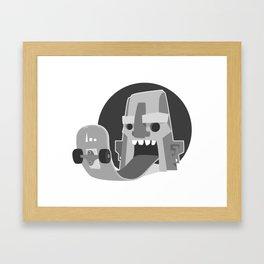BoardTalk Framed Art Print