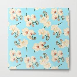 Nature Flower Blossom Metal Print