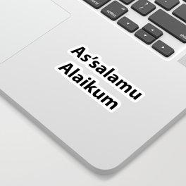 As'salamu Alaikum Sticker