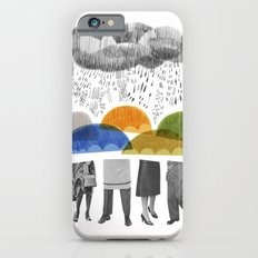 cloudy days for uppercase mag Slim Case iPhone 6s