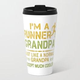 RUNNER GRANDPA Travel Mug