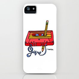 Rewind iPhone Case