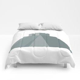 Chichen Itza Comforters