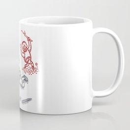 Happy Knight  Coffee Mug
