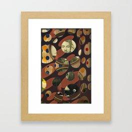 Cammo Kurasawa Framed Art Print