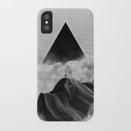 We never had it anyway iPhone Case
