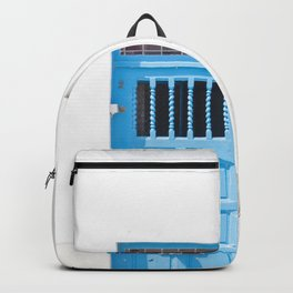 Belgian Blue Door Backpack