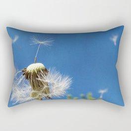 free dance Rectangular Pillow