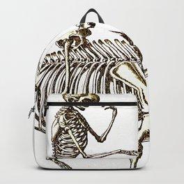 Horse Skeleton & Rider Backpack