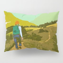 WARM TRAILS Pillow Sham