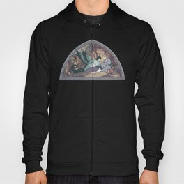 Saint George and the Dragon Hoody