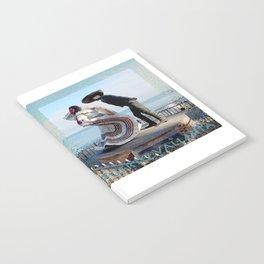 Puerto Vallarta, Mexico Sculpture by the Sea Notebook