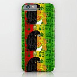 Cleopotra Reggae #1 iPhone Case