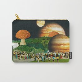 Fungi Waterfalls Carry-All Pouch