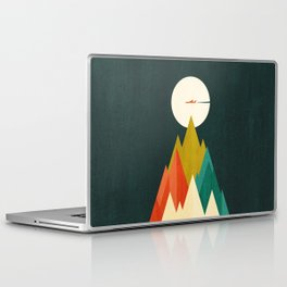 Life is a travel Laptop & iPad Skin