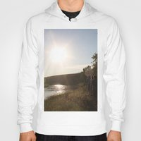 camping Hoodies featuring Camping by RMK Creative