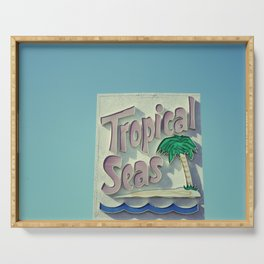 Tropical Seas Serving Tray
