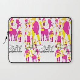 Maison Camouflage GabyArmy iPhone Series Laptop Sleeve
