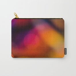 Abstract Background Candle Carry-All Pouch