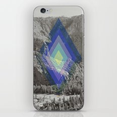 yosemite revisited iPhone & iPod Skin