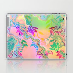 Florale fantasy Laptop & iPad Skin