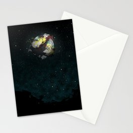A Midnight Sky Stationery Cards